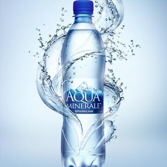 Вода мінеральна Аква