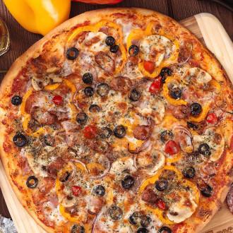 Піца Мексикана